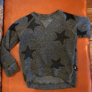 Unisex sweater for toddlers
